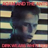 ADAM AND THE ANTS - Dirk wears white sox-reedice