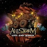 ALESTORM /UK/ - Live at the end of the world-dvd+cd
