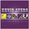AYERS KEVIN (ex.SOFT MACHINE) - Original album series-5cd box