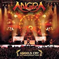 ANGRA /BRA/ - Angels cry:20th anniversary tour edition