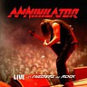 ANNIHILATOR /CAN/ - Live at masters of rock