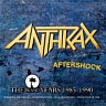 ANTHRAX - Aftershock-4cd-the island years