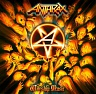 ANTHRAX - Worship music-digipack-limited