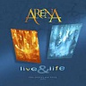 ARENA (ex.MARILLION) - Live & life-2cd+dvd