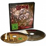 KREATOR - Gods of violence-cd+dvd:digibook-limited