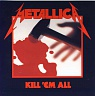 METALLICA - Kill'em all-paper sleeve-reedice 2016