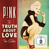 P!NK - The truth about love-cd+dvd:fan edition