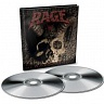 RAGE - The devil strikes again-2cd-digibook : Limited