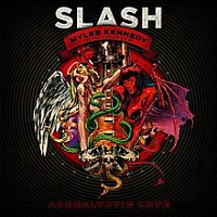 SLASH (ex.GUNS N´ROSES) - Apocalyptic love-cd+dvd:special edition