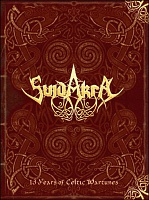SUIDAKRA /GER/ - 13 years of celtic wartunes-best of-cd+dvd