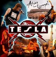 TESLA /USA/ - Alive in europe 2009
