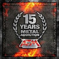 VARIOUS ARTISTS - 15 years-3cd-metal addiction