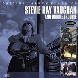 VAUGHAN STEVIE RAY /USA/ - Original album classics-3cd box