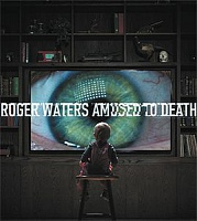 WATERS ROGER (ex.PINK FLOYD) - Amused to death-cd+blu-ray:reedice 2015
