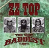 The very baddest of ZZ Top-2cd