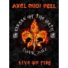 AXEL RUDI PELL - Live on fire-2dvd