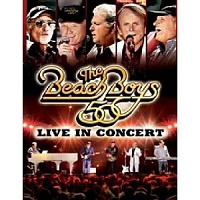 BEACH BOYS THE - 50-live in concert:2dvd