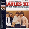 BEATLES THE - Beatles VI-US version 2014 : Limited
