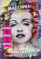MADONNA - Celebration-2dvd : The video collection