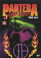 PANTERA - 3 vulgar videos from hell-2dvd