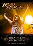ROCK ROB - The voice of melodic metal-live-dvd+cd