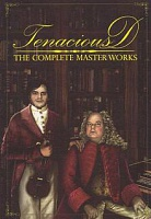 TENACIOUS D /USA/ - The complete master works:2dvd