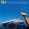 BLUR /UK/ - The great escape-2lp-special limited edition