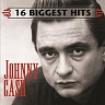 CASH JOHNNY - 16 biggest hits-180 gram vinyl 2009