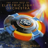 ELECTRIC LIGHT ORCHESTRA - All over the world-2lp-the very best of:180 gram vinyl 2016