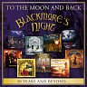 BLACKMORE´S NIGHT - To the moon and back-2cd : 20 years and beyond