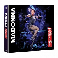 MADONNA - Rebel heart tour-dvd+cd