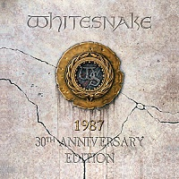 WHITESNAKE - 1987-2cd:30th anniversary edition 2017