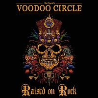 VOODOO CIRCLE (ex.PINK CREAM) - Raised on rock-digipack : Limited