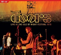 DOORS THE - Live at isle of wight-dvd+cd