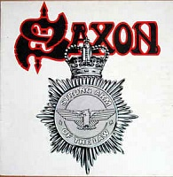 SAXON - Strong arm of the law-180 gram vinyl 2018