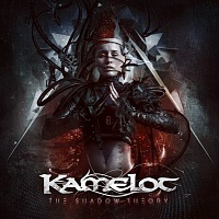KAMELOT /USA/ - The shadow theory-2lp-180 gram vinyl : Limited