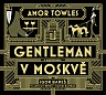 Gentleman v Moskvě- audio kniha-mp3-2cd