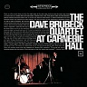 BRUBECK DAVE - At carnegie hall-2cd-reedice 2001