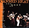CANNED HEAT THE - The best of canned heat