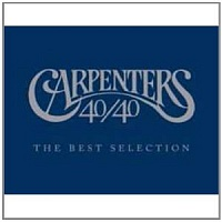 CARPENTERS THE - 40/40-2cd-the best selection
