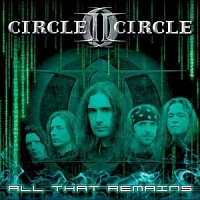 CIRCLE II CIRCLE (ex.SAVATAGE) - All that remains-ep