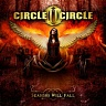 CIRCLE II CIRCLE (ex.SAVATAGE) - Seasons will fall