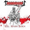 DEBAUCHERY /GER/ - Kill maim burn
