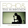 ECHO AND THE BUNNYMEN - Live in madrid 1984