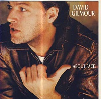 GILMOUR DAVID - About face