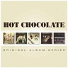 HOT CHOCOLATE - Original album series-5cd box