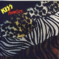 KISS - Animalize-remastered